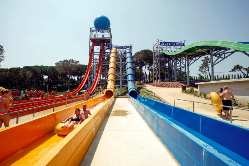 Bonsol Hotel - Activities - Water World - Lloret - Costa Brava