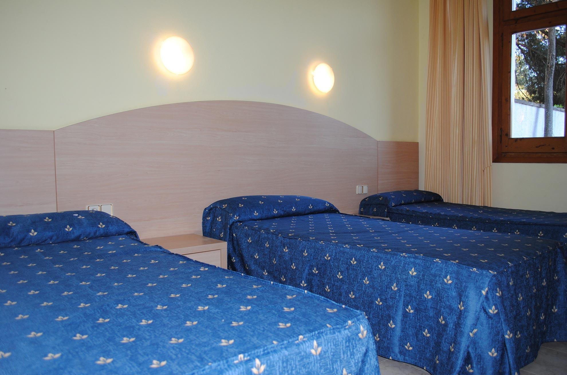 Bonsol Hotel - Habitación Triple - Lloret - Costa Brava