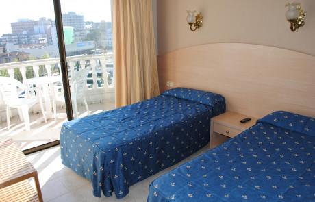 Bonsol Hotel - Habitación Doble con Balcón - Lloret - Costa Brava