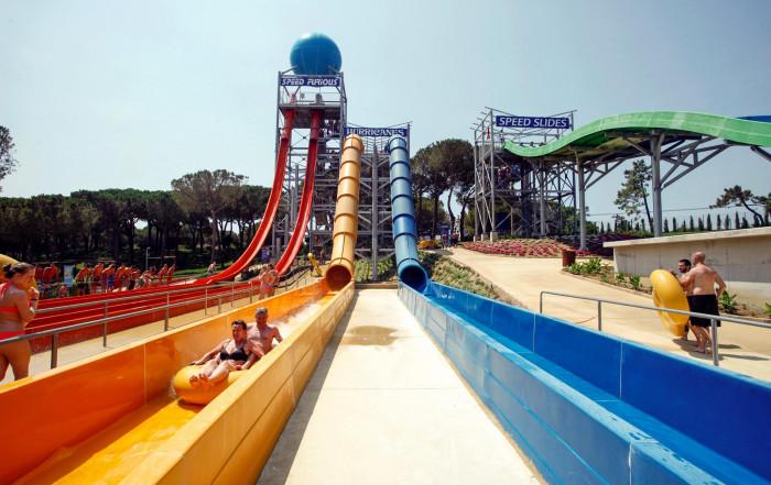 Bonsol Hotel - Activitats - Water World - Lloret - Costa Brava